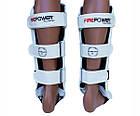 Защита ног (Щитки) Firepower FPSGA5 Белые, фото 3