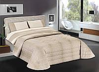 """Двуспальный комплект постельного белья со стеганным покрывалом DIBENEDETTO """"VALENCIA"""""""