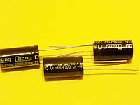 Конденсаторы 16 v 2200 mF, мкФ Chong 10 шт.
