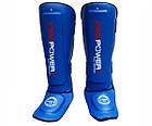 Защита ног (Щитки) Firepower FPSGА1 Синие, фото 2