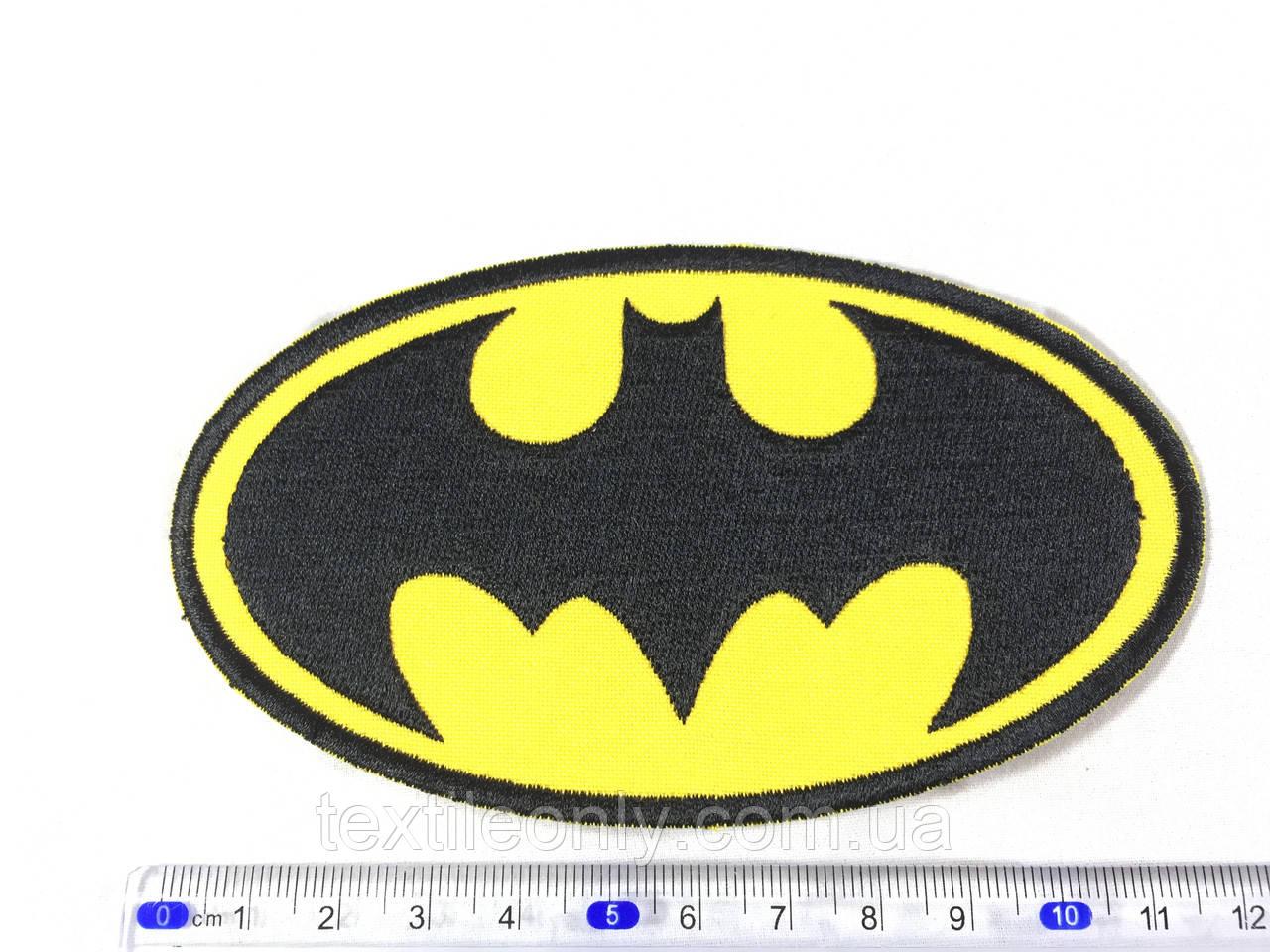 Нашивка Batman Бэтмен