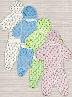 Комплект ясельный для новорожденных Малыш 56 см