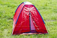 Палатка походная туристическая JY 1501 2-х местная однослойная