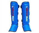 Защита ног (Щитки) Firepower FPSG5 Синяя, фото 2