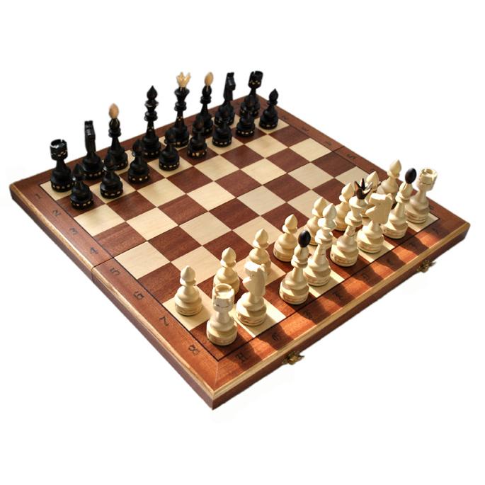 Шахматы Madon Indian Intarsia (311905)