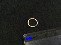 Кольцо бельевое  10мм цвет золото