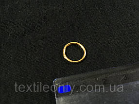 Кільце білизняний 10 мм колір золото