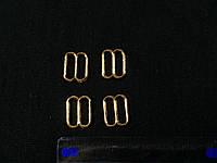 Перетяжка 10мм цвет золото