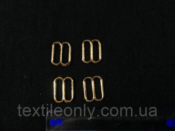 Перетяжка бельевая 10 мм цвет золото, фото 2