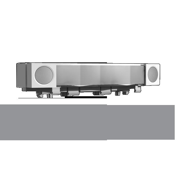 JA-192E Контрольный сегмент для модулей доступа (клавиатур)