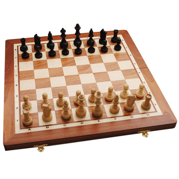 Шахматы Gniadek Турнирные N4 Intarsia (1054)