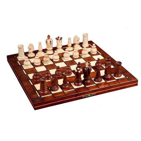 Шахматы Wegiel Mini Royal (2016)