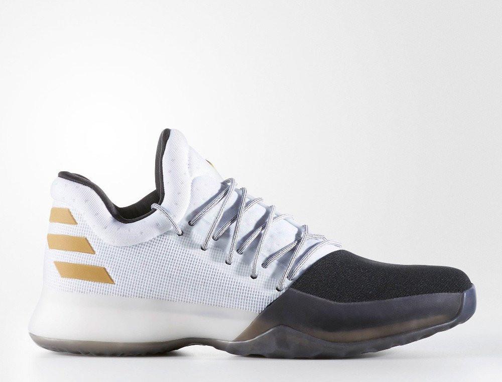 bcfe9531 Оригинальные баскетбольные кроссовки adidas Harden Vol. 1