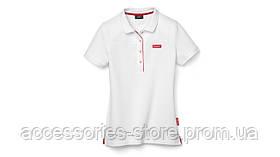 Женская рубашка поло Audi Womens poloshirt, Audi Sport