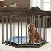Вольер манеж для щенков Savic ДОГ ПАРК ДЕЛЮКС (Dog Park de luxe), 62*75см