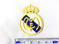 Нашивка FC Real Madrid  (FCRM)