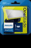 Philips One Blade Klinge - сменные головки (кассеты) для бритвы, 1 шт.