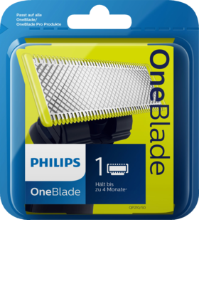 """Philips One Blade Klinge - сменные головки (кассеты) для бритвы, 1 шт. - Интернет-магазин """"Altro"""" в Ужгороде"""