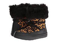 Сапоги зимние женские Crocs Women's Lodge Point Lace Snow Boot 37 размера W7
