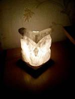 Соляная лампа Совенок