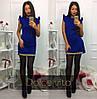 Женское красивое платье с дорогими, мерцающими стразами, в расцветках, фото 2