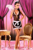 Секусальное платье Lolitta Francesca costume Лолита Франческа S/M фартук, платье в комплекте