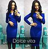 Женское симпатичное платье, 4 цвета , фото 2