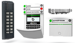 Модули контроля доступа (клавиатуры)