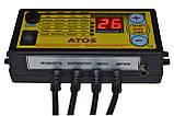 Комплект піддуву (Вентилятор WPA-120+контролер ATOS) автоматика для твердопаливного котла, фото 7