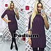 Женское платье в горошек, 3 цвета, фото 2