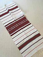 Набір тканих серветок святковий ручної роботи
