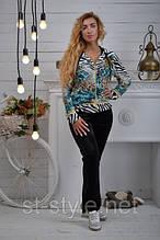 """Велюровый женский спортивный костюм """"BEZLO"""", размеры 42,44,46,48,50"""