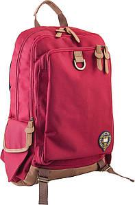 Ранец подростковый OX 186, красный, 29.5*45.5*15.5