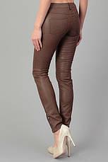 Женские кожанные джинсы от  TOM TAILOR в размере W31/L34, фото 2