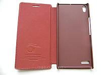 "Чехол Huawei P6, ""Jilis"" Brown, фото 1"
