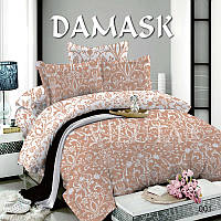 Постельное белье Вилюта поплин Дамаск 001 семейный 143x210x2