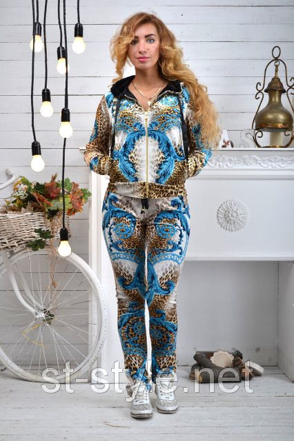 """Велюровий спортивний костюм жіночий """"BEZLO"""", розміри 42,44,46,48,50 , про-во Туреччина"""