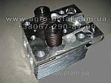 Головка блока цилиндров  двигателя Д-144, Д-21 в сборе,Д37М-1003008, фото 2
