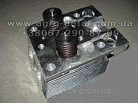 Головка блока цилиндров  двигателя Д-144, Д-21 в сборе,Д37М-1003008
