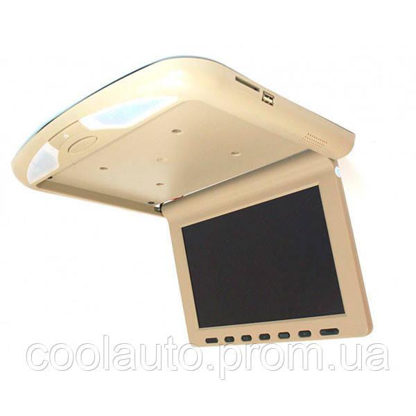 Монитор потолочный Klyde Ultra KU-2111 BG бежевый - Интернет-магазин CoolAuto (Кулл Авто) в Харькове