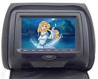 Подголовник с монитором и DVD-проигрывателем KLYDE Ultra 747 HD Black
