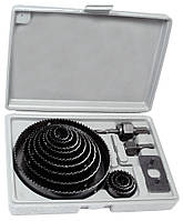 Комплект фрез по гипсокартону для использования в качестве насадок для дрели 16 ед  Housetools 60K026