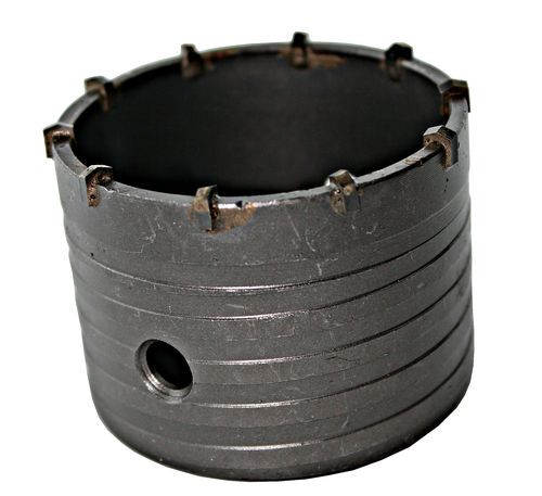 Сверло корончатое по бетону 80 мм HTools, 60K780