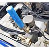 Мототрактор DW150RXI-3, 15 к.с, + ПОВНИЙ КОМПЛЕКТ (плуг, фреза, ЗИП, підйомний механізм), фото 3