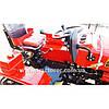 Мототрактор DW150RXI-3, 15 к.с, + ПОВНИЙ КОМПЛЕКТ (плуг, фреза, ЗИП, підйомний механізм), фото 5