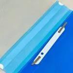 Скоросшиватель пластик. А4 LEO 3620 синий/голубой, фото 2