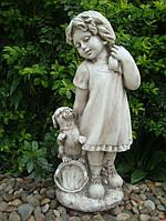 Садовая скульптура Девушка из провинции 26x20.5x60.5 cm