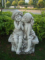 Садовая скульптура Поцелуй 44X27X64.5 cm