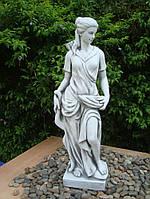 Садовая скульптура Богиня охоты 27x20x83 cm