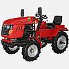Мототрактор DW 160LX (16 л. с., колеса 5,00-12/6,5-16, с гидравликой)